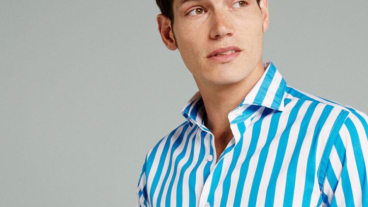 Camicia collo italiano: la scelta più versatile che possiate fare